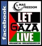 LET GAZA LIVE